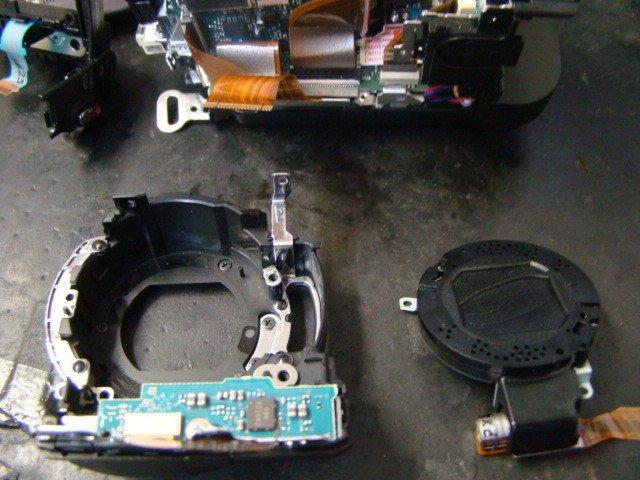 Sony HDR-XR200 Repair
