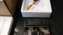 Sony DCR-HC52 Repair