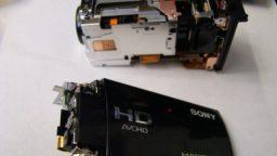 Sony HDR-CX100 Repair