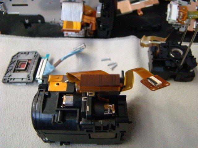 Sony HDR-CX11 HDR-CX12 Repair