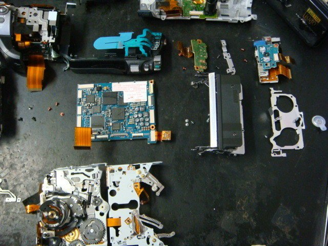 Sony HDR-HC3 HDR-HC7