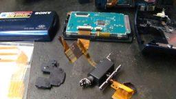 Sony DCR-SX40 Repair
