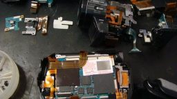 Sony HDR-HC9 Repair