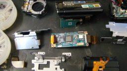 Sony DCR CX110 Repair