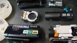Sony DCR CX110 CX360 Repair