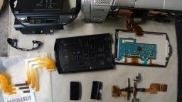 Sony HDR-SR1 Repair