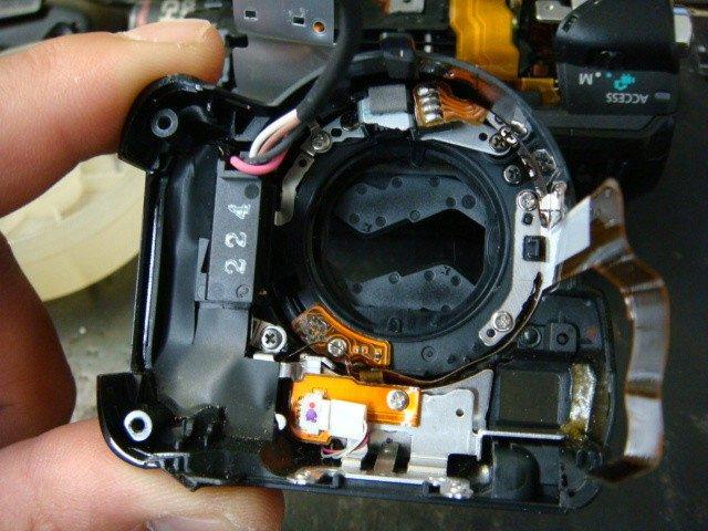 Canon HFM500