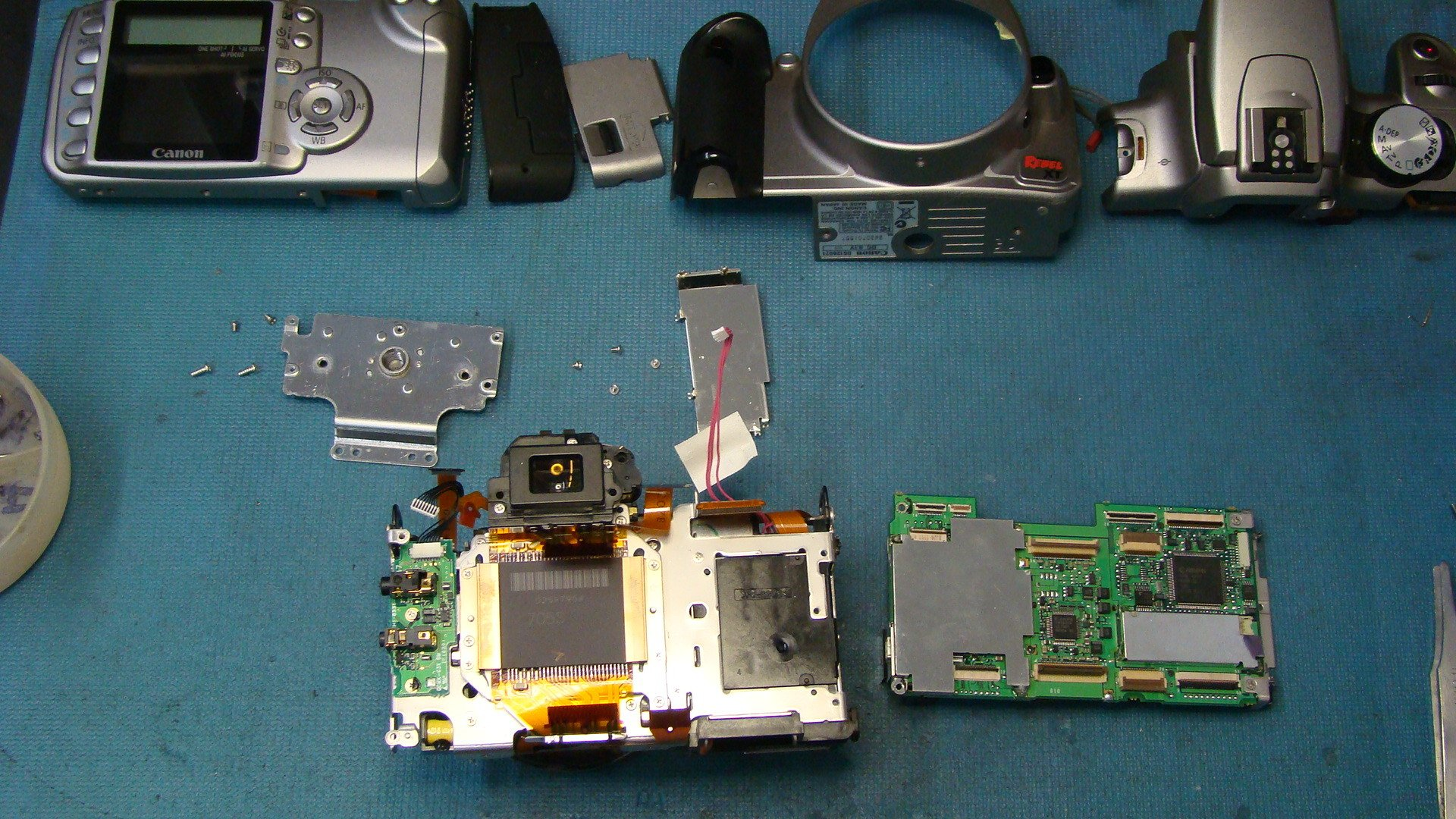 Canon Rebel XT Repair