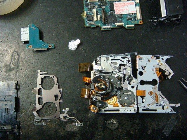 Sony DCR HC47 HC48 Repair