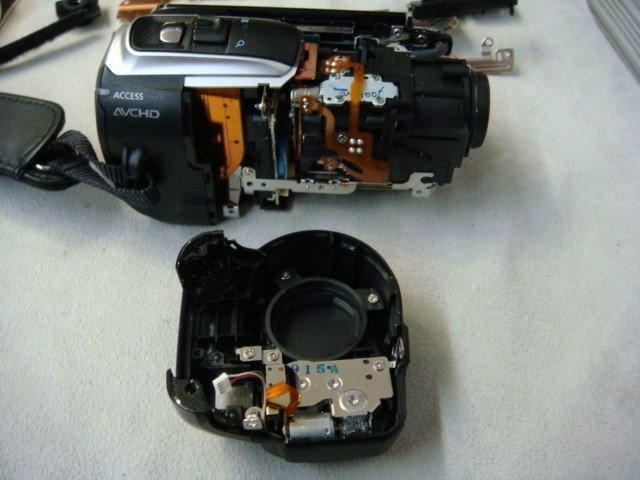 Canon Vixia HF R10 R11 Repair