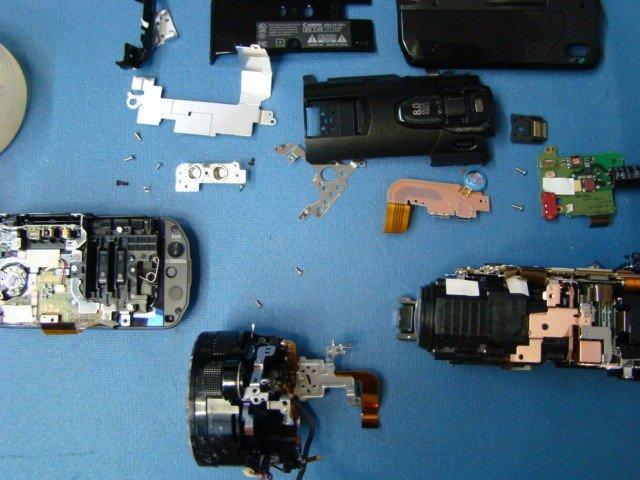 Canon Vixia HF S10 S20 S30 Repair
