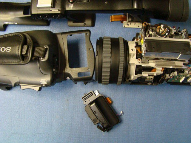 Sony HVR-V1URepair