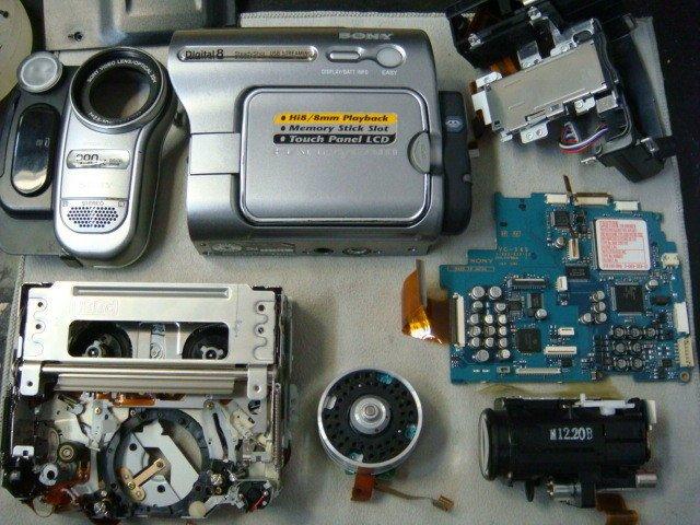 Sony DCR-TRV480 Repair