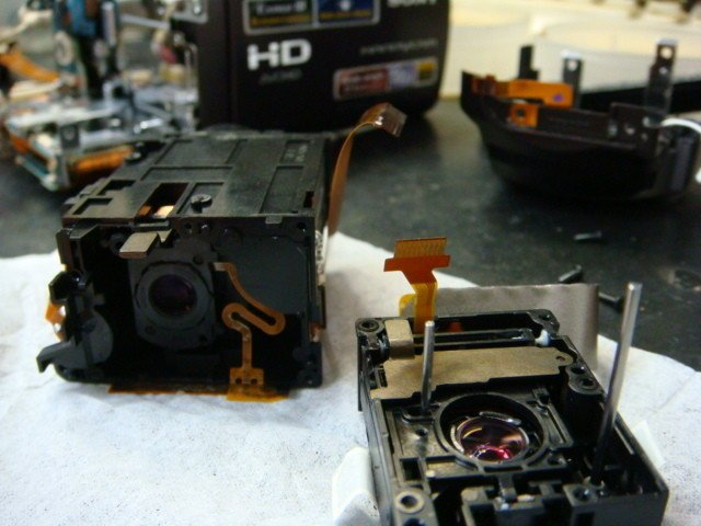 Sony HDR-CX350 Repair