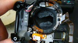 Canon Vixia HF M300 Repair
