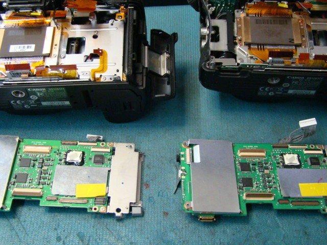 Canon EOS 40D Repair