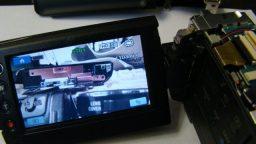 Sony HDR-CX110 Repair