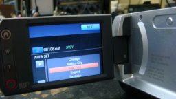 Sony DCR-SR42 Repair