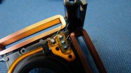 Sony Camcorder Lens Repair