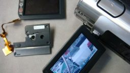 Sony HDR-HC5 Repair