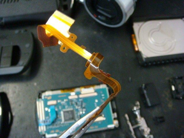 Sony HDR-SR10 Repair