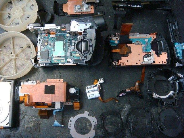 Sony HDR-SR7 Repair