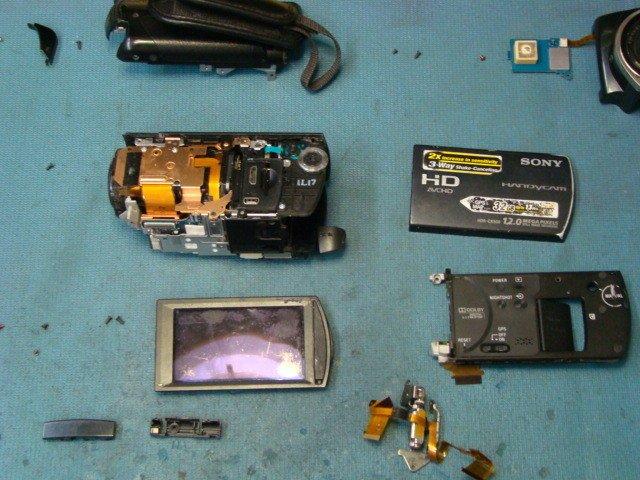 Sony HDR CX500V Repair