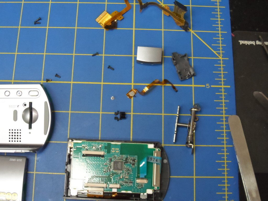 Sony DCR-SR82 Repair