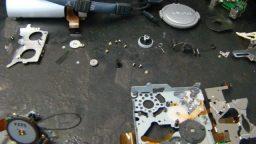 Sony DCR-IP5 DCR-IP7 Repair