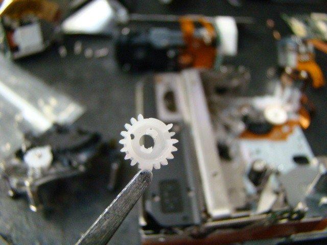 Canon Elura 100 Repair
