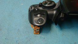 Canon EOS Rebel XTi Repair