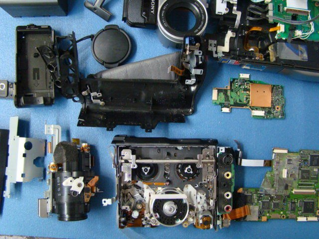 Sony DCR-TRV103 Repair