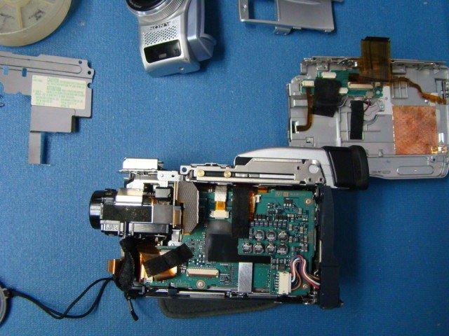 Sony DCR-TRV38 Repair