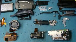 Sony HDR-XR500V Repair