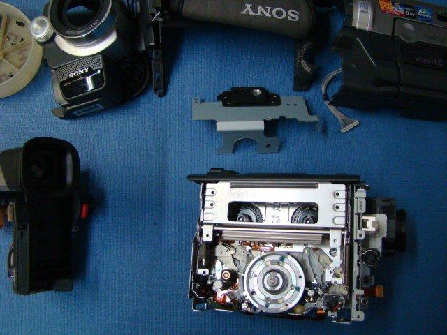 Sony CCD-TRV608 Repair