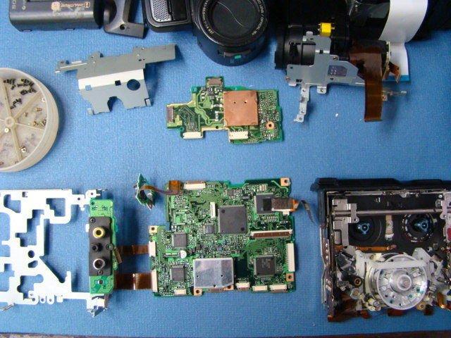 Sony CCD-TRV66 Repair