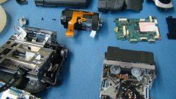 Sony DCR-HC38 Repair
