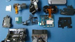 Sony DCR-HC96 Repair