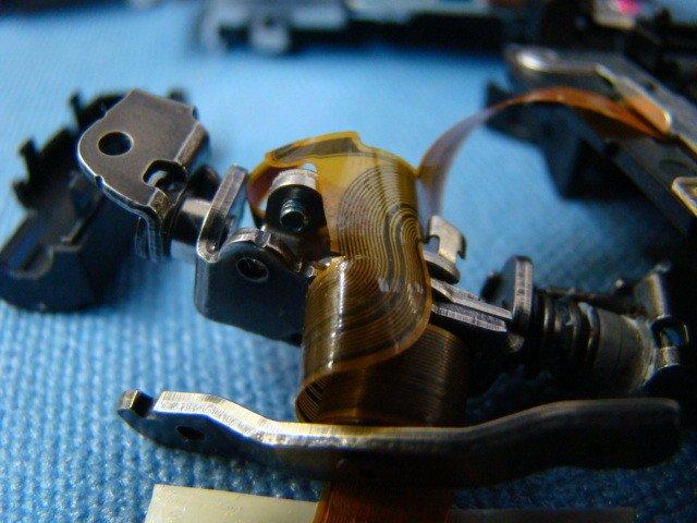 Canon Vixia HF M31 Repair