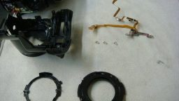 Canon Vixia HV40 Repair