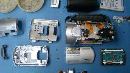 Sony DCR-SR200 Repair
