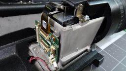 Panasonic AG-HMC150 Repair