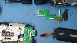 JVC Camcorder Repair GY-HM100