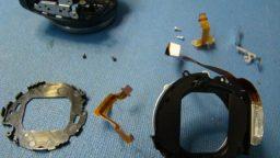 Sony HDR-CX360V Repair
