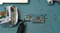Sony DCR-SR68 Repair