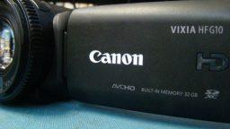 Canon Vixia HF G10 Repair