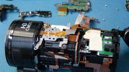 Canon Vixia HF S10 Repair