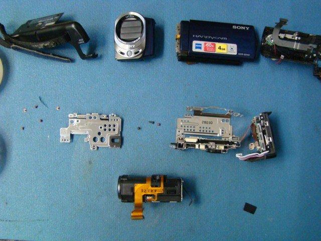 Sony DCR-SX44 Repair