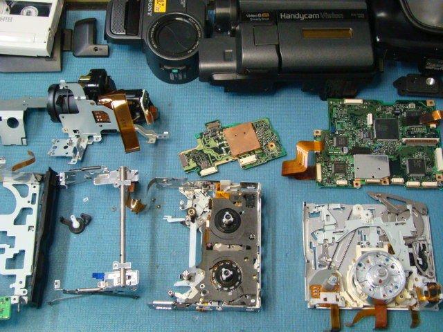 Sony CCD-TRV108 Repair