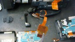 Sony HVR-A1U Repair